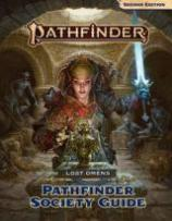 Pathfinder 2e Lost Omens: Pathfinder Society Guide