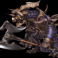 蜥蜴斧戦士
