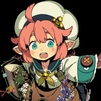 薬師少女(ハバ子)